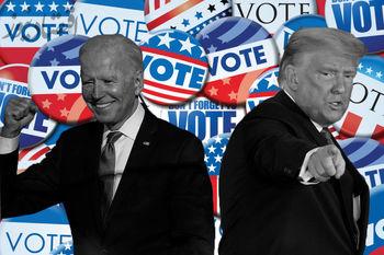 دادخواست تقلب انتخاباتی در ۲ ایالت حساس ارائه شد
