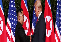واکنش ترامپ به مذاکرات با کره شمالی