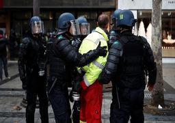 یک کشته در اعتراضات فرانسه