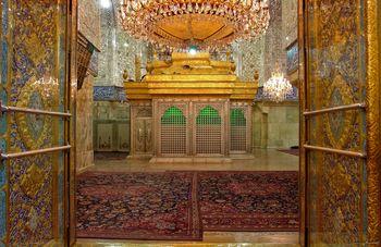 ارسال 7000 مترمربع فرشهای حرم امام حسین از کاشان به کربلا