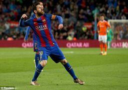 بارسلونا 7-1 اوساسونا + شرح بازی