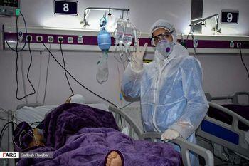 پیدا کردن تخت خالی در بیمارستانها سخت است