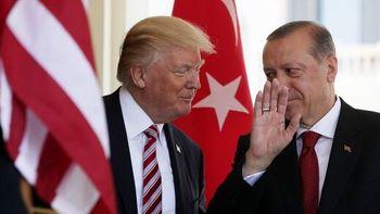 اردوغان گفتوگو با پمپئو و پنس را رد کرد