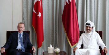 در گفت و گوی اردوغان با امیر قطر چه گذشت؟