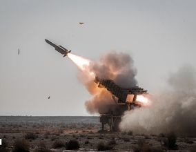 گزارش تصویری مرحله پایانی رزمایش مشترک پدافند هوایی 98