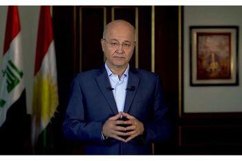 رئیس جمهوری عراق استعفا کرد