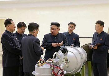 کره شمالی : قدرت اتمی ما تکمیل شد / آمریکا آماده یک تجربه دردناک باشد