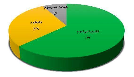 کدام نمایندگان از انتخابات 98 انصراف دادند؟/ اکثریت مشتاق کاندیداتوری در مقابل اقلیت مردد +جدول