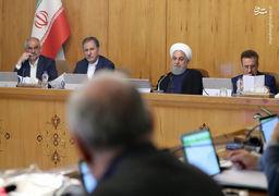 شرط روحانی برای بازگشت به نقطه اول در برجام/امروز ذخایر کالاهای اساسی کشور از همیشه بیشتر است/ترامپ گفت تحت تاثیربولتون به ایران فشار آوردم؛ حال بولتون هم به شکست اعتراف کرده است!