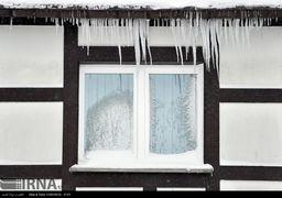 بارش برف و یخبندان تمام ادارات، بانکها و دانشگاههای بویراحمد و دنا را به تعطیلی کشاند