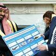 افشاگری نشریه آمریکایی علیه عربستان و ترامپ