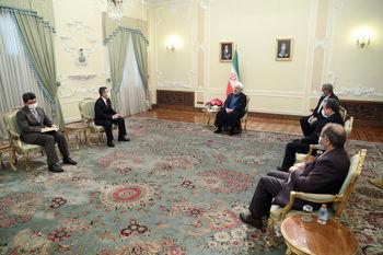 روحانی: باید جلوی زیاده خواهی آمریکا ایستاد/ نتیجه دیدار با سفرای جدید کشورها