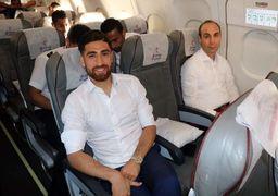یک ایرانی در بین ۶ ستاره گمنام جام جهانی