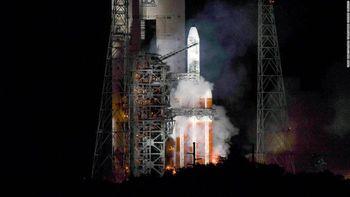 پرتاب ماهواره جاسوسی آمریکا شکست خورد