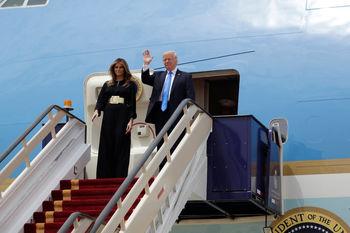 همه همسران و فرزندان دونالد ترامپ + عکس