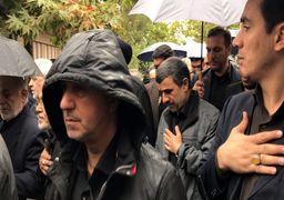 سیدحسن خمینی درگذشت برادر محمود احمدی نژاد را تسلیت گفت + متن پیام