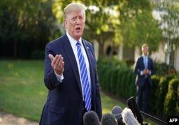 اتهامزنی ترامپ به کُردهای سوریه