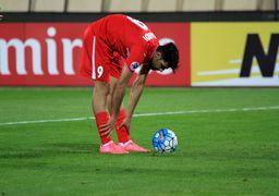 باشگاه الغرافه قطر بدنبال طارمی