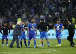 تیم مصدومها در فوتبال ایران!