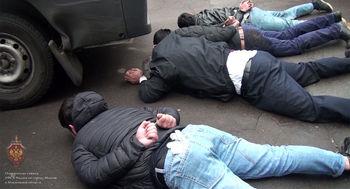 گروهک وابسته به داعش در مسکو منهدم شد