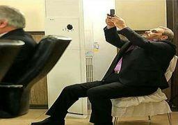 شوخی کاربران شبکههای اجتماعی با جواد خیابانی بعد از استعفای ظریف!