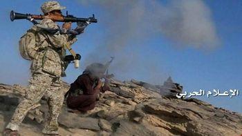 شلیک موشک بالستیک یمنی به سوی متجاوزان سعودی
