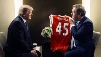 درخواست فوتبالی سناتورهای آمریکایی از ترامپ