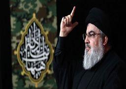 سیدحسن نصرالله: وظیفه ارتش حمایت از معترضان است