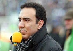 انتقاد شدید گزارشگر معروف فوتبال ایران از یک خطای ناجوانمردانه+عکس