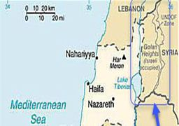 نگرانی محافل امنیتی تل آویو از مرز با سوریه و لبنان