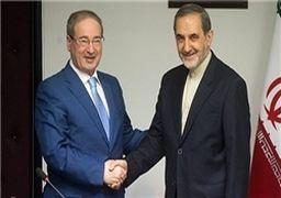 پیام تشکر بشار اسد برای مقام معظم رهبری