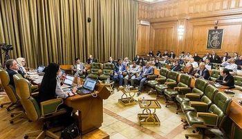 دور زدن خزانه در شهرداری پایتخت