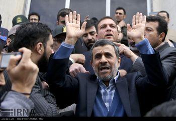 آخرین مصاحبه با احمدی نژاد