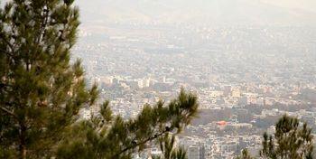 آلودگی هوا در کمین پایتخت