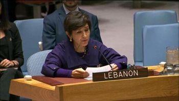 درخواست مشکوک نماینده بیروت از اعضای شورای امنیت