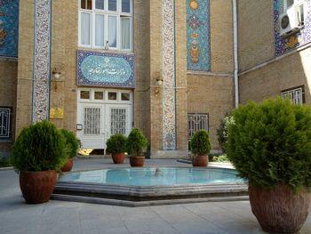 بیانیه وزارت خارجه ایران درباره تحریمهای جدید آمریکا