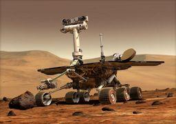 ثبت تصاویری از مریخ که اشک انسان را در می آورد