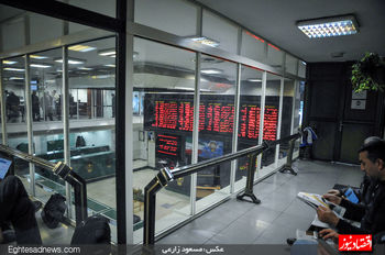 فشار فروش سهام در بدنه اصلی بازار/شاخص به مدار نزولی بازگشت