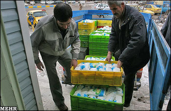 شیر 1440 تومانی در راه دولت
