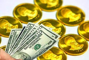 قیمت دلار، سکه و طلا امروز ۹۸/۱/۲۲ | تداوم عقبگرد سکه