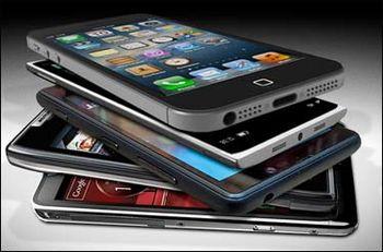 افزایش واردات گوشی های موبایل به کشور