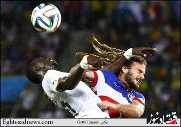 مو قشنگ های جام جهانی