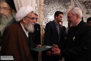 خادمی امام رضای ظریف، بی ارتباط با مذاکرات موفق هسته ای نیست