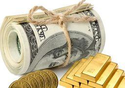 گزارش نهایی «اقتصادنیوز» از بازار طلا و ارز پایتخت؛ تغییر مسیر آرام بازار