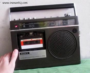 قدیمی ترین  ضبط صوت های تاریخ +تصاویر
