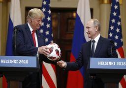 گزارش طنز جیمی فالن از دیدار ترامپ و پوتین+فیلم