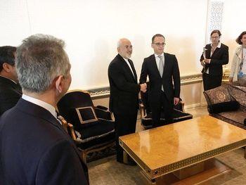 گفتوگوی تلفنی ظریف با وزیر خارجه آلمان