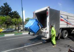 مخازن زباله با معابر تهران خداحافظی میکنند