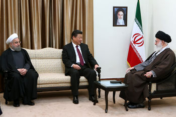 توافق برای «روابط استراتژیک ۲۵ ساله» ایران و چین حکمت آمیز است