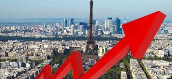 بخش خصوصی فرانسه وارد رکود شد